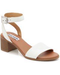 f62be347415a Lyst - Women s Steve Madden Sandal heels On Sale