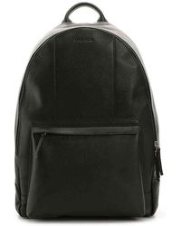 Cole Haan Wayland Leather Backpack - Black