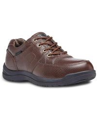 Propet Four Points Ii Oxford - Brown