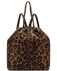 Vince Camuto Harlo Backpack - Brown