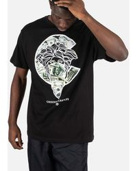 Crooks and Castles Bandito Lux Tee - Black