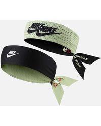 Nike Dri-fit 3.0 World Tour Head Tie - Green