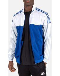 adidas Split Firebird Track Jacket - Blue