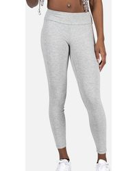 New Balance Nb Athletics LEGGINGS - Gray
