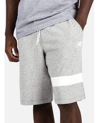 New Balance Classic Shorts - Gray