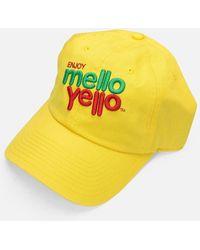 American Needle Mello Yello Ballpark Cap - Yellow