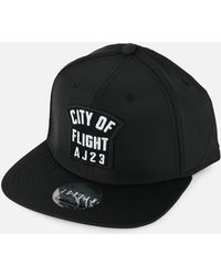 3dd1bb7ca4757 Nike - Jumpman Pro  city Of Flight  Aj 23 Zip Cap - Lyst