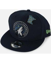 c31a9bd50be97 Lyst - Ktz Philadelphia 76ers Nba 2018 Draft 9fifty Snapback Hat in ...