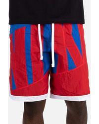 Nike Nsw Throwback Shorts - Red