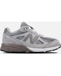 1cc307e986 New Balance - 990v4 Infant - Lyst