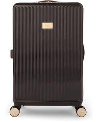 Dune Olive Medium Hard Case Medium Suitcase - Black