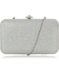 Roland Cartier Briia Clutch Bag - Metallic