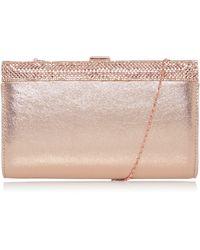 Roland Cartier Bettiie Clutch Bag - Pink