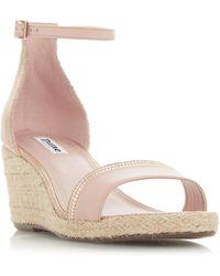 Dune - Klarice Wedge Heel Sandals - Lyst