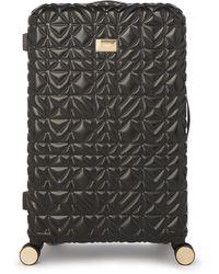 Dune Ovangelina Larg Hard Case Large Suitcase - Black