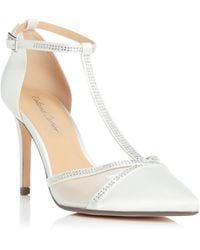 Roland Cartier Daniiella High Heel Sandals - White