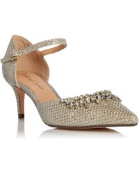 Roland Cartier Diiana Pointed Court Shoes - Multicolour