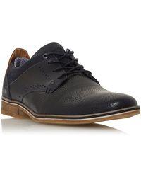 Dune Barinas Gibson Shoes - Blue