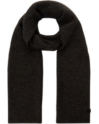Dune - Oviedo Knitted Scarf - Lyst