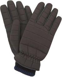 Dune 'nickey' Quilted Glove - Black