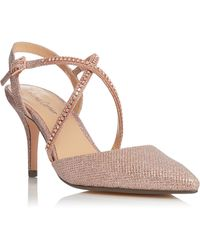 Roland Cartier Diina Pointed Court Shoes - Pink