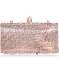 Roland Cartier Berniice Clutch Bag - Pink