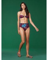 Diane von Furstenberg - New Cheeky High Waisted Swim Bottom - Lyst