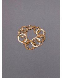 Diane von Furstenberg - Multi-ring Bracelet - Lyst