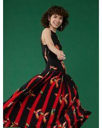 Diane von Furstenberg The Dvf Talita Dress - Red