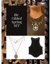 DYLANLEX Gilded Spring Set - Multicolour