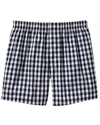 Gap Checkered Boxers - Lyst