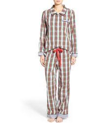 Vineyard Vines - Holiday Tartan Plaid Pajamas - Lyst