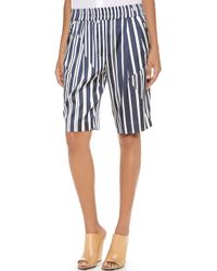 Thakoon Addition - Knee Length Shorts - Lyst
