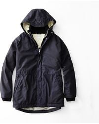 Norse Projects Lindisfarne Canvas Jacket Preorder - Lyst
