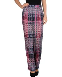 Thakoon Addition Casual Trouser - Lyst