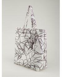 Luisa Cevese Riedizioni - Shopping Tote - Lyst