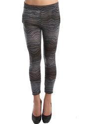 IRO Rema Stripe Legging gray - Lyst