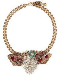 Lulu Frost 50 Year Vintage Necklace - Lyst