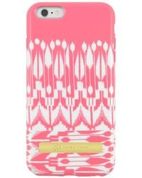 Trina Turk - Iphone 6 Plus Case - Indio Ikat Coral - Lyst