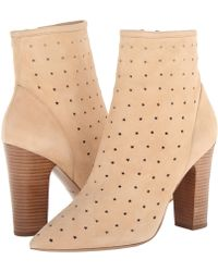See By Chloé boots heel boots ankle boots - Lyst