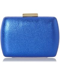 Pied A Terre Gabrielle Box Clutch Bag - Lyst