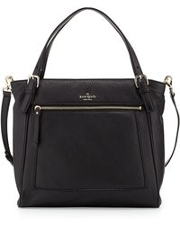 Kate Spade Cobble Hill Peters Tote Bag Black - Lyst