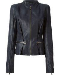 Haider Ackermann Athena Biker Jacket - Lyst