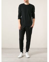 T By Alexander Wang - Long Sleeve T-Shirt - Lyst