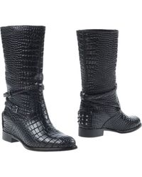 Car Shoe Boots - Lyst
