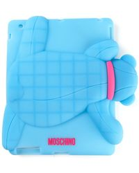 Moschino Bear Ipad 2 Cover - Lyst