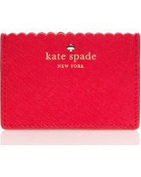 Kate Spade Lily Avenue Card Holder - Pink
