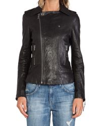 Ever Dylan Moto Jacket - Lyst
