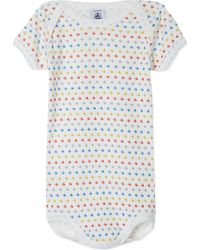 Petit Bateau - Baby Boy Short-sleeved Bodysuit 3-36 Months - Lyst