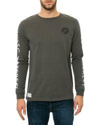 Wesc The Callabo Ls T-shirt - Lyst